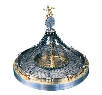 Médaille des prix culturels de 1996 créée par Anne Fauteux