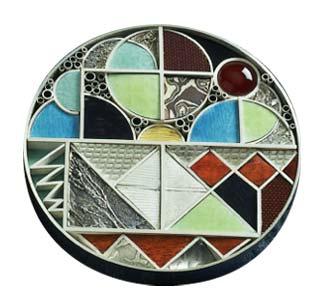 Médaille des prix culturels de 1999 créée par Catherine Tremblay