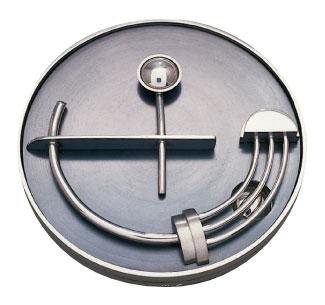 Médaille du prix Denise-Pelletier 1988 créée par Antoine La Mendola