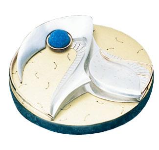 Médaille du prix Denise-Pelletier 1994 créée par Lise Fortin