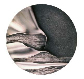 Médaille du prix Léon-Gérin 1984 créée par Danielle Thibeault