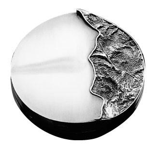 Médaille du prix Marie-Victorin 1983 créée par Ghislaine Fauteux-Langlois