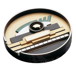 Médaille du prix Paul-Émile-Borduas 1992 créée par Antoine La Mendola