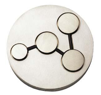 Médaille du prix Wilder-Penfield 1993 créée par Daniel Moisan